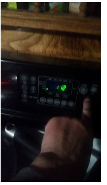set timer to 12 minutes