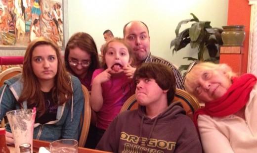 Mindy Bench Family