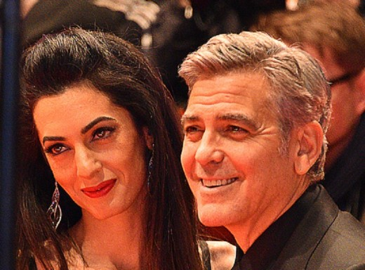 George and Amal Clooney radiate a strong and respectful relationship.