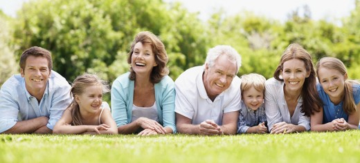 Generations of love and laughter