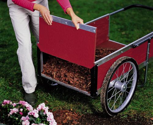 Vermont Style Garden Cart
