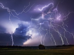 When Luck Attacks: The Man Who Survived Being Struck By Lightning Seven Times