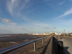 Narrative Poetry: 'River Meets Sea' and 'Sand or Shops?', Changing Landscapes and Panoramas by the Sea