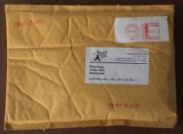 custom stamp package delivered