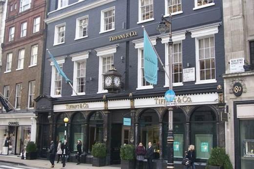 Tiffany on Bond Street