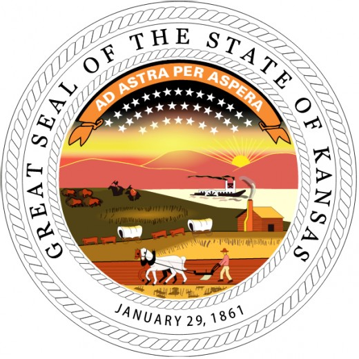 Great Seal of the State of Kansas
