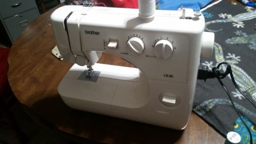I have a Brother sewing machine