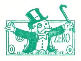 stamped monopoly man custom stamp