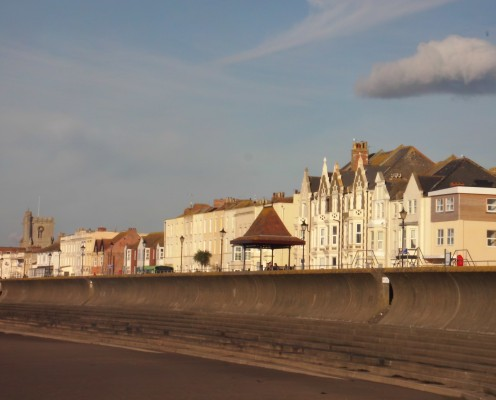 Burnham Sea Front
