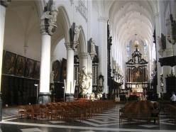 Visit St. Paul's Church, Antwerp