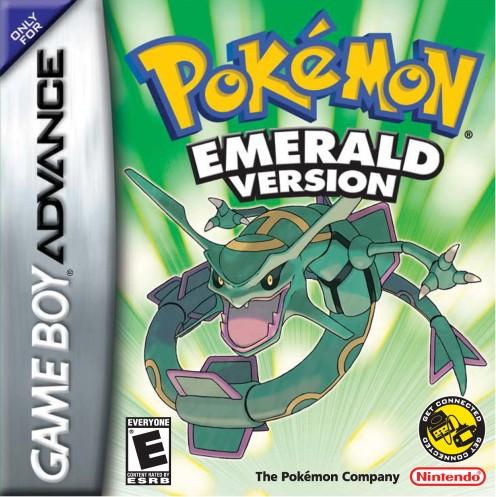 Pokémon Emerald (2004)