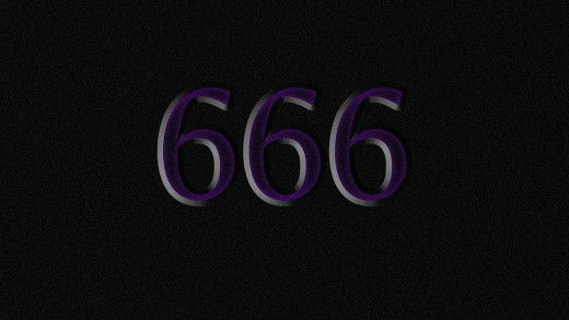 The mark of the devil