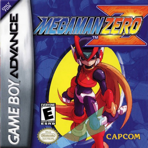 Megaman Zero (2002)