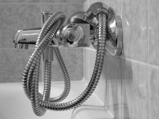 Unclog Your Shower Head
