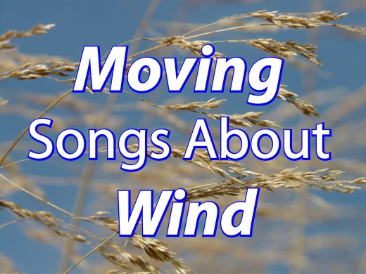 Moving Songs About Wind