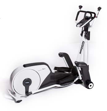 Rear Drive Elliptical Machine