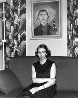 an analysis of the short story parkers back by flannery oconnor