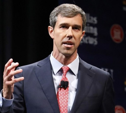 "Beto O'Rourke touched the lives of many Texans and even more people around the United States and gave them all ""hope""."