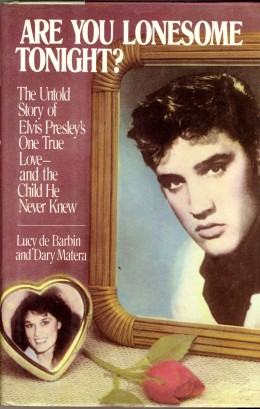 Book about Elvis