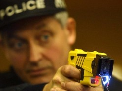 Police Taser. Should taser guns be withdrawn from general police use in Australia?