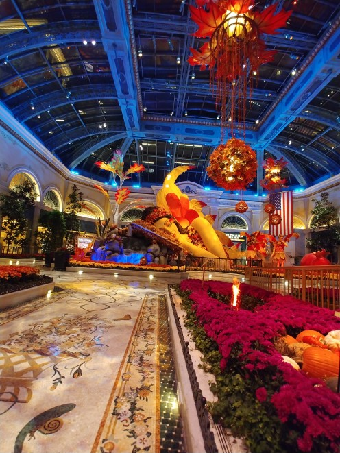 The Bellagio's Arcadia: Pure Magic for the Eyes
