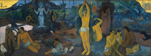 Where Do We Come From? by Paul Gauguin
