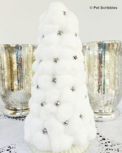 31 Cute Cotton Ball Craft Ideas