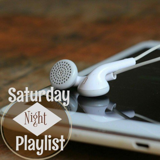 A playlist with various artists and genres.
