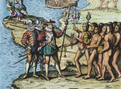 Christopher Columbus - Saved By A Lunar Eclipse?