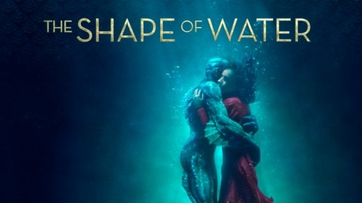 """In 2017, The Shape of Water won an Oscar for """"Best Picture."""""""