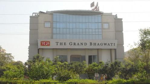The Grand Bhagwati Hotel