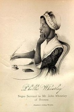 Black Slaves Learning to Read and Write