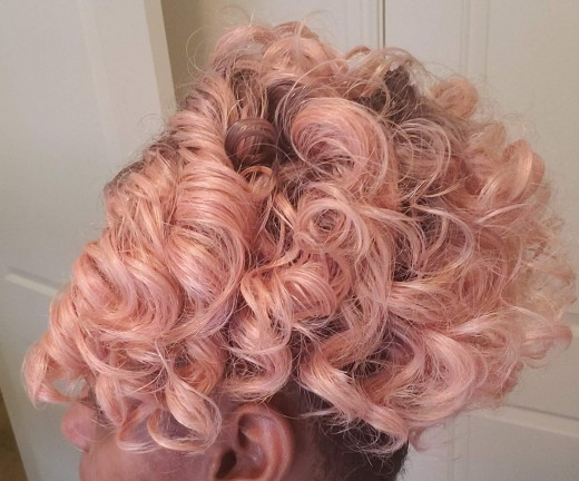 I'll teach you how to get multiple styles from one hairdo. Saving you money while you get a diffrent style every week or every day.