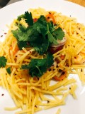 Simple Spaghetti Aglio e Olio