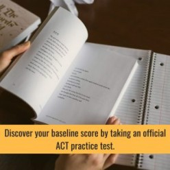 Know When and Where To Start Studying For The ACT To Devise Your Test Prep Plan