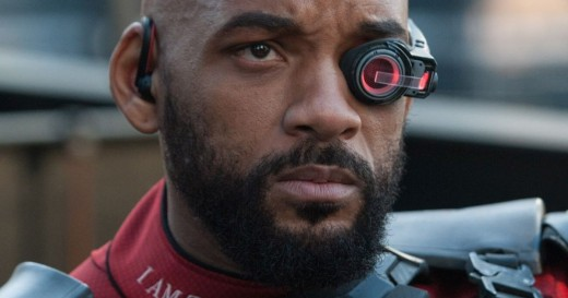 Will Smith as Deadshot in Suicide Squad. (image courtesy of Warner Bros.)