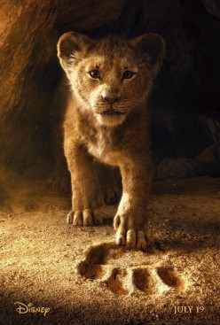 First Trailer, Poster & Details for Live-Action the Lion King