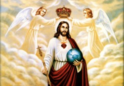 The Feast of Christ the King . . . Not Your Typical Monarch
