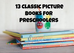 13 Classic Picture Books for Preschoolers