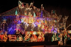 How Creepy Are You When You Look at Christmas Lights? An Awkward Questionnaire