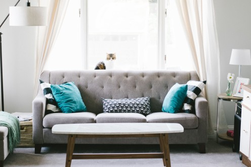 Believe it or not you can save money by hiring a decorator, redesigner or interior designer.