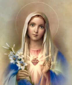 The Immaculate Conception and the Faith of the Virgin Mary