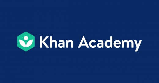 Logo for Khan Academy - a great free resource!