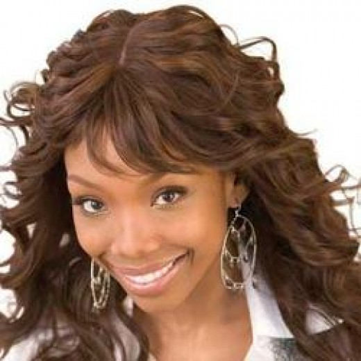 weave hairstyle. deep wave weave hairstyles.
