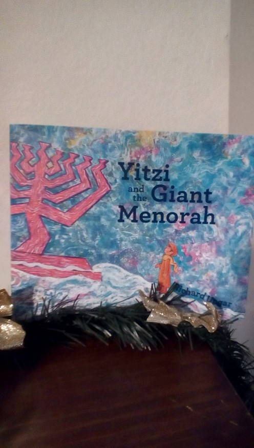 Wonderful choice to read during the season of Hanukkah.