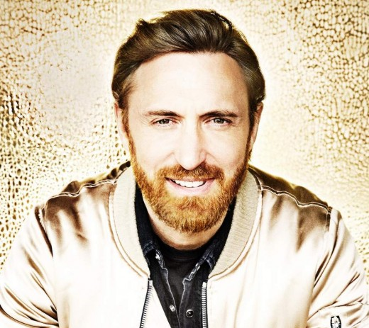 Pierre David Guetta a.k.a DJ David Guetta