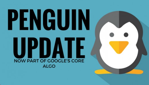 """""""Penguin is now running in real-time as a part of Google's core algorithm. The update goes into effect today in all languages."""" -September 23, 2016"""