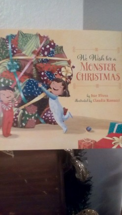 Christmas Wishes Granted by Santa May Be a Challenge for Parents in This Delightful Holiday Picture Book