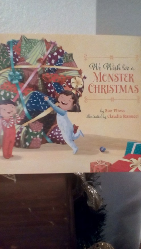 A fun holiday book for the season