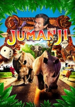 Movie Review of Jumanji the movie (1995 movie)